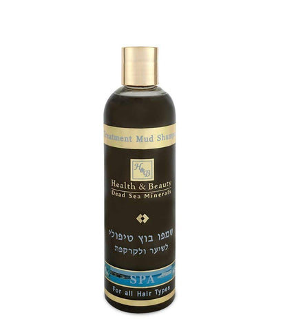 H&B Dead Sea Mud Shampoo - Beaute Premier