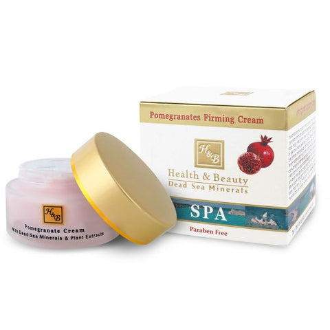 H&B Dead Sea Pomegranate Firming Cream - Beaute Premier