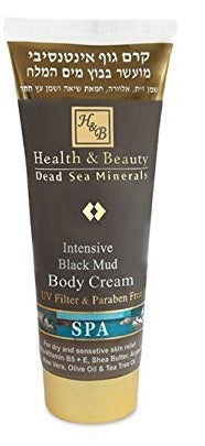 H&B Intensive Black Mud Body Cream - Beaute Premier