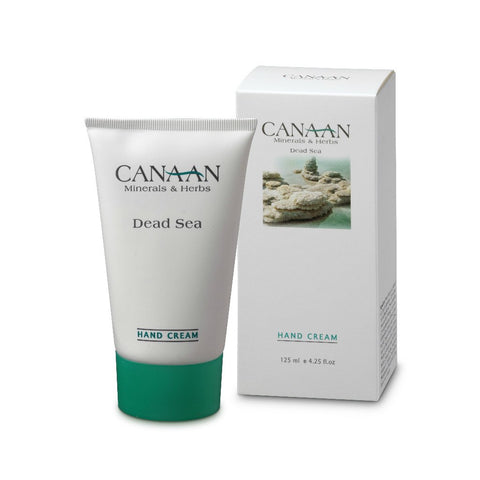 Canaan Dead Sea Hand Cream with Vitamin C - Beaute Premier