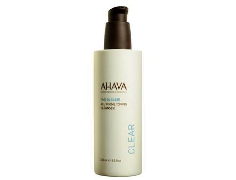 AHAVA All-In-One Toning facial cleanser - Beaute Premier