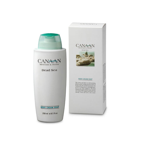 Canaan Dead Sea Body Cream Soap - Beaute Premier