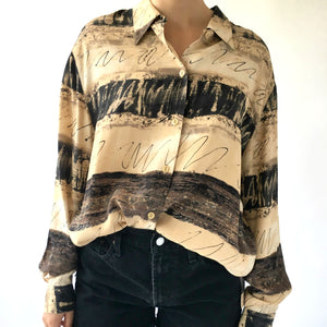 PATTERNED SHIRT