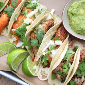 Fish Tacos | Fly Girl Travel