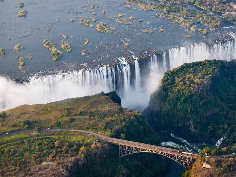 Victoria Falls | Fly Girl Travel