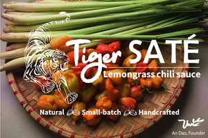 Tiger Saté gift card