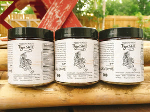Tiger Saté sampler Chili sauce Pantry By Nature