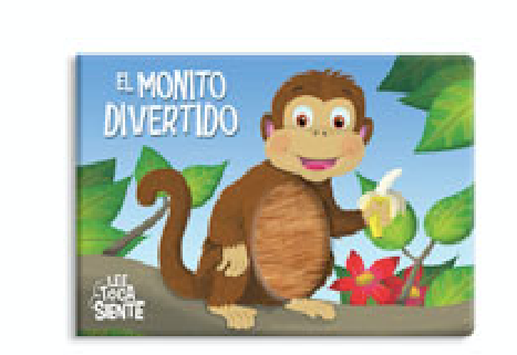 El monito divertido