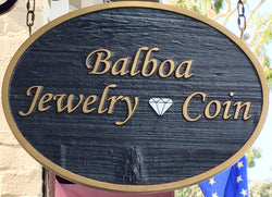 Balboa Jewelry & Coin Estate Jewelry and Coin Store in Newport Beach California on Balboa Island