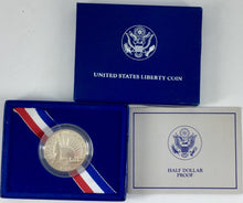 1986 Half Dollar Proof Coin
