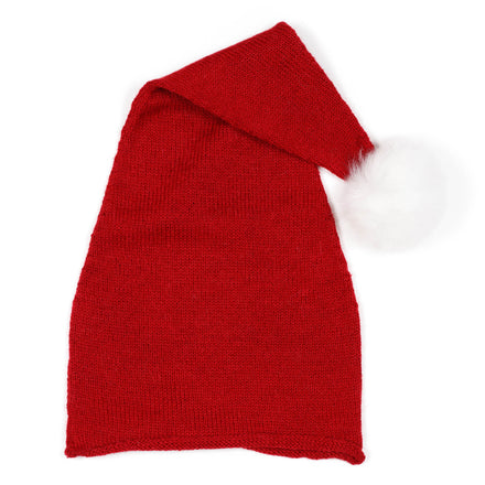 Huttelihut Long Santa hat