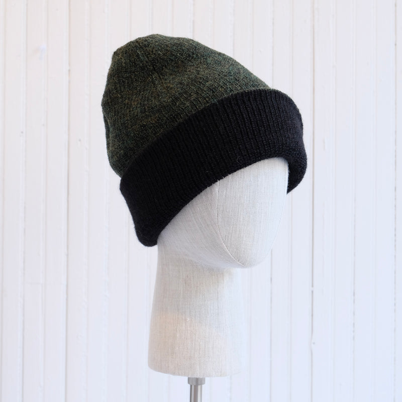 Reversible Double Knit Hat