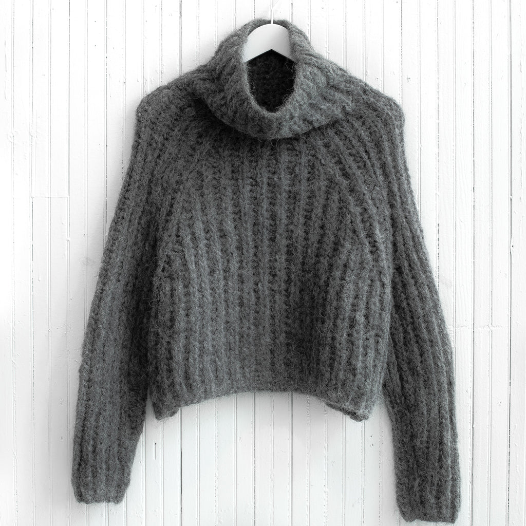 Michele & Hoven Annette Handknit Sweater