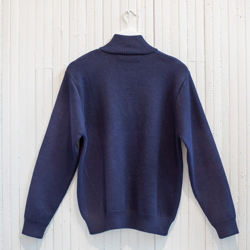 Men's Heavyweight Quarter-Zip Sweater