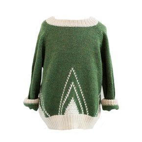 Granelito Hand-Embroidered Sweater