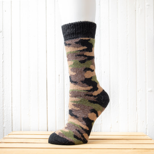 Camouflage Andinista Socks