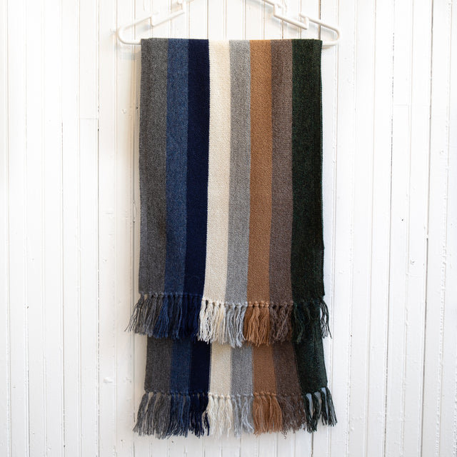 Links Knit Scarf