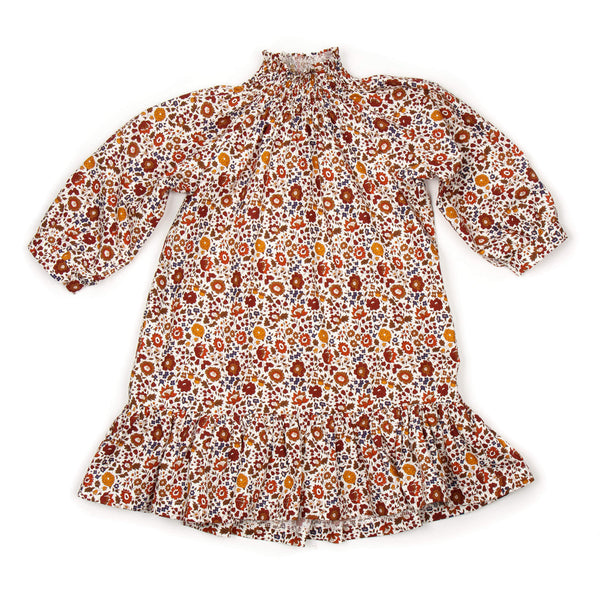 Huttelihut Liberty Print Nova Dress