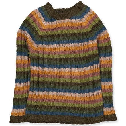 Serendipity Organics Rainbow Sweater