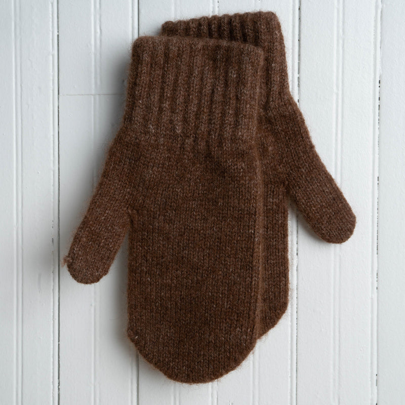 Unlined Mittens