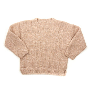 Huttelihut Alpaca Plainy Sweater