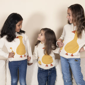 Nanay Duck Sweater