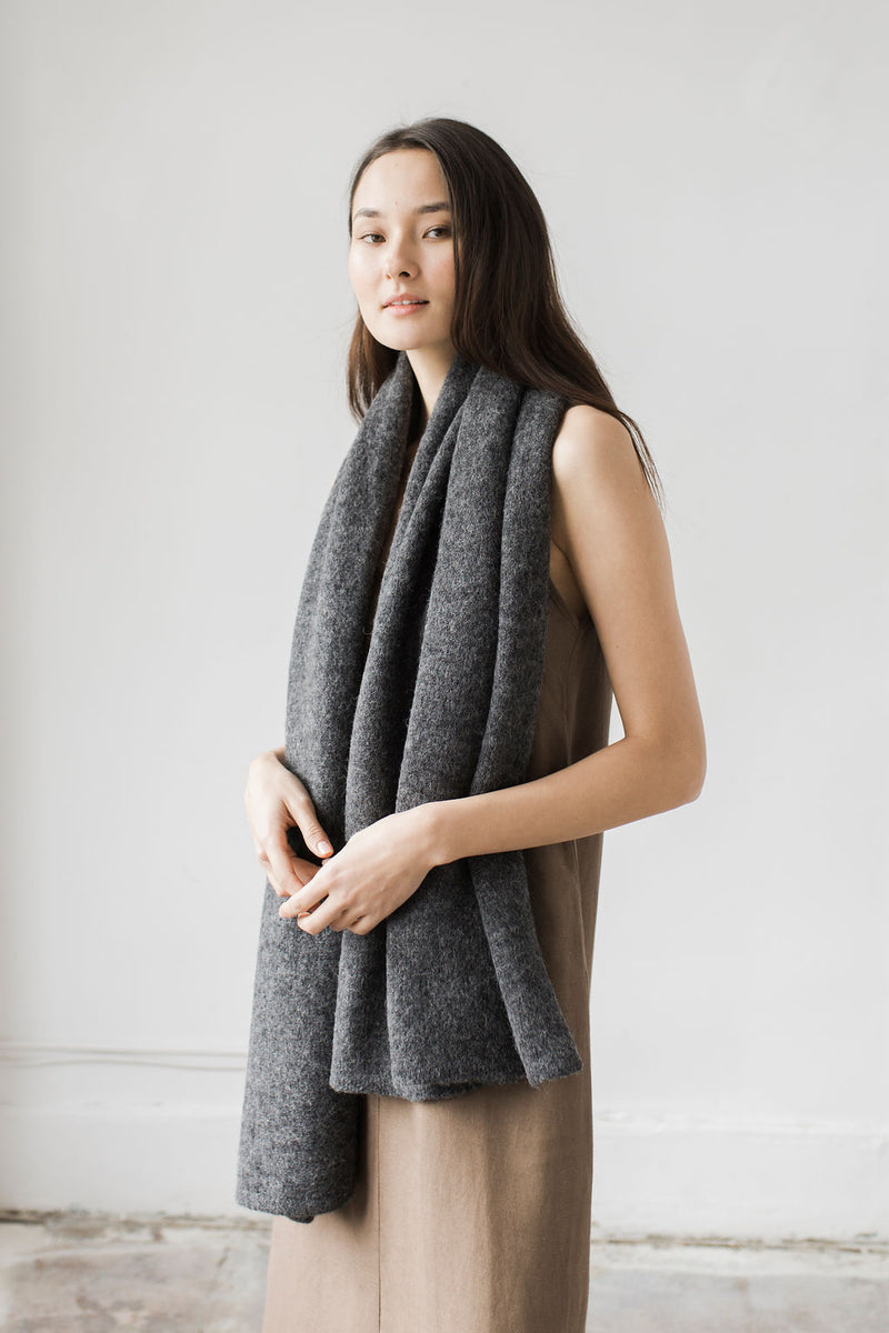 Bare Knitwear Travel Wrap