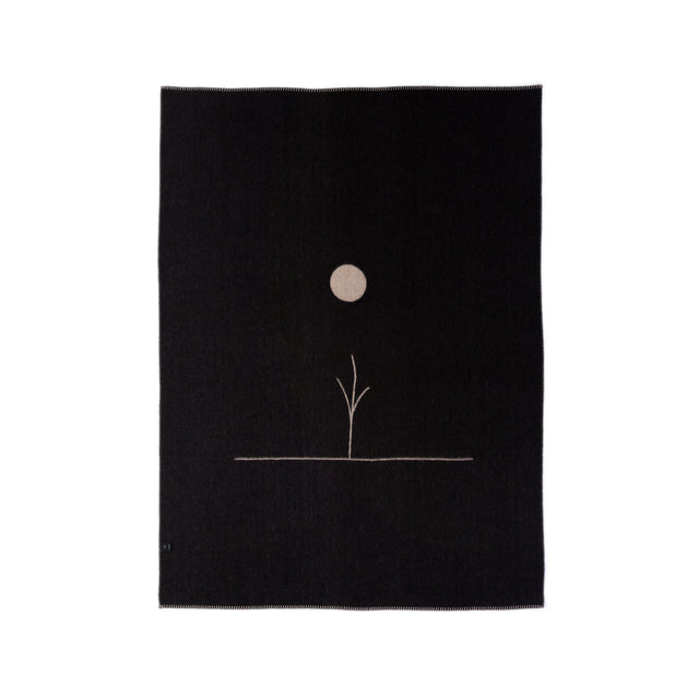 Blacksaw Midnight Sun Reversible Throw