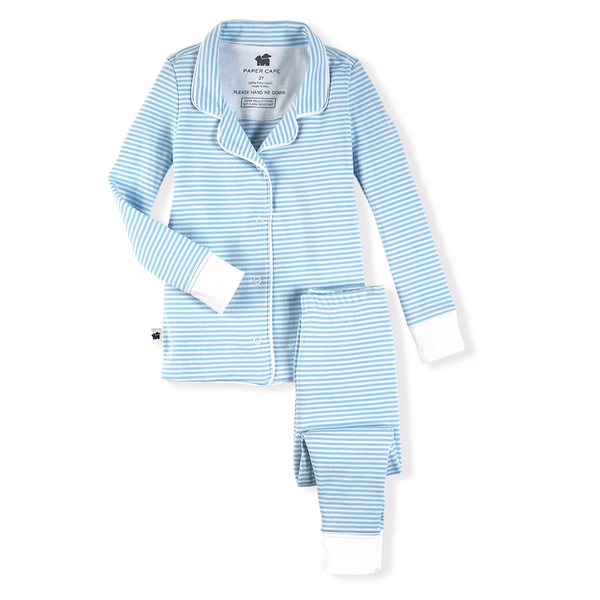 Paper Cape Classic Pajamas - Striped