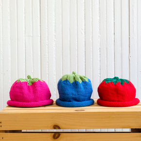 Fluff Alpaca Pat's Fruit Hats