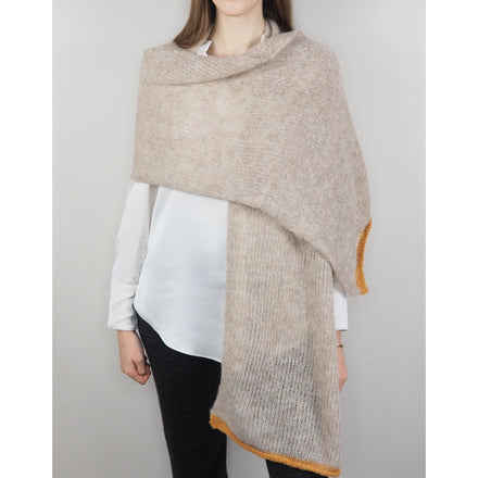 Michele and Hoven Eri Scarf