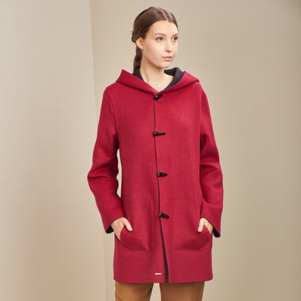 Kuna Anastasia Reversible Coat