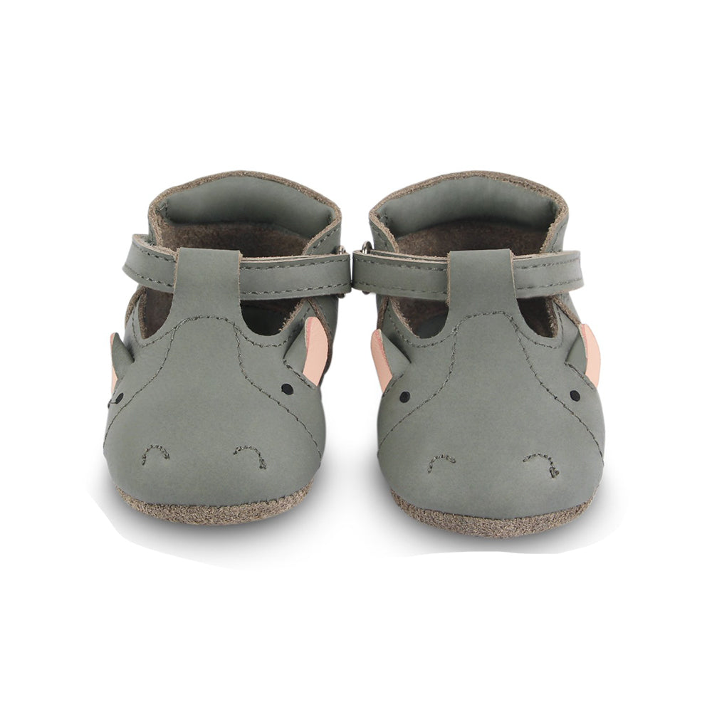 Donsje Spark Hippo Shoes