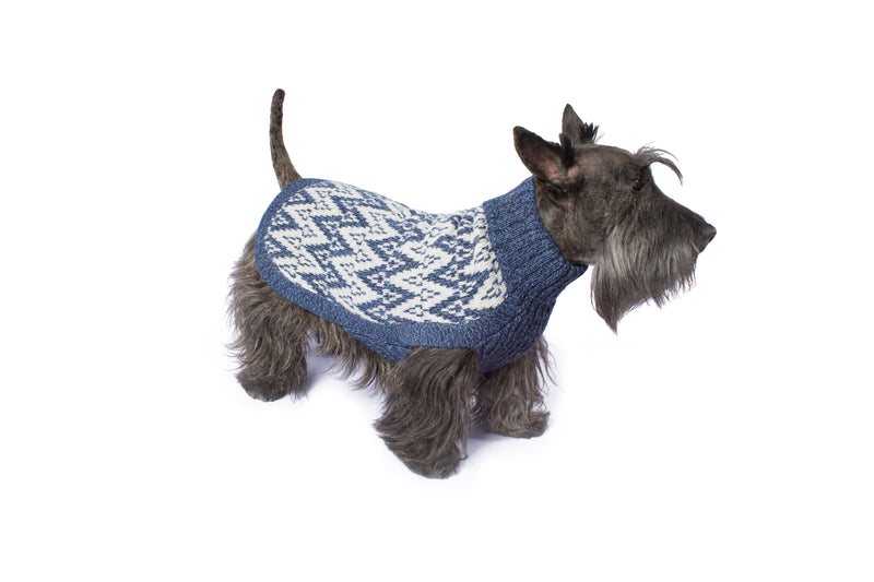 Andean Peaks Dog Sweater