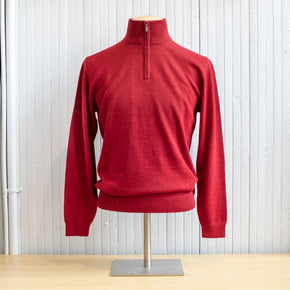 Kuna Albert Quarter-Zip Sweater