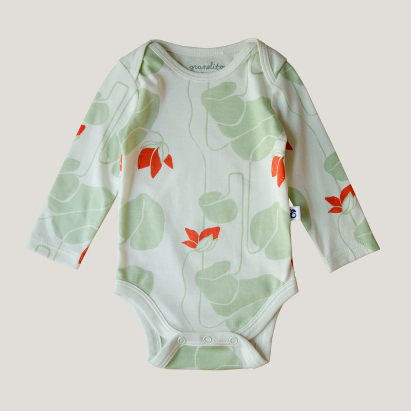 Granelito Newborn Kit in Lily Print