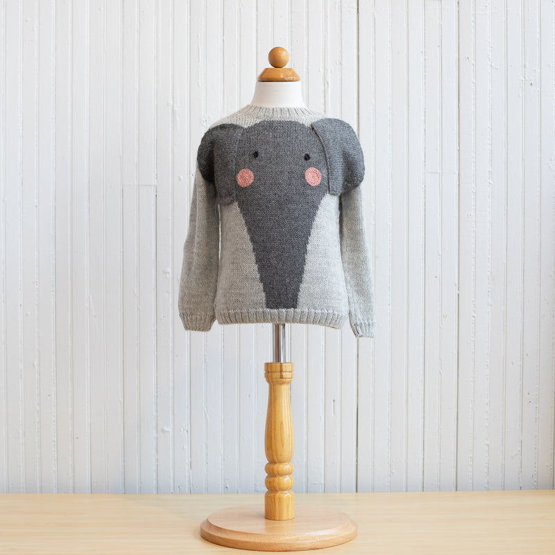 Nanay Elephant Sweater