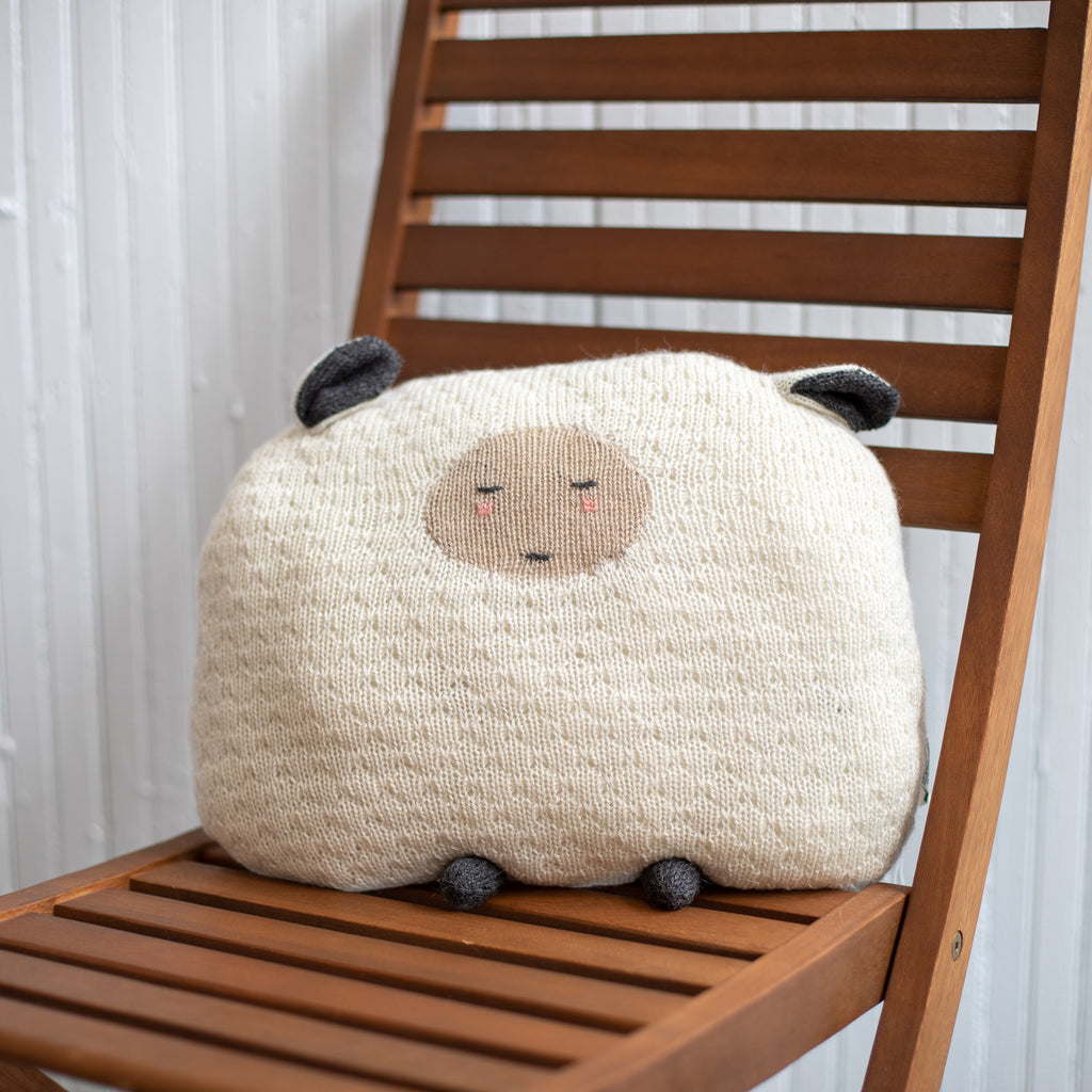 Nanay Sheep Pillow