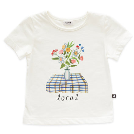 Oeuf Kid's Local Tee