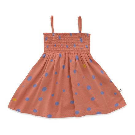 Oeuf Smocked Dress