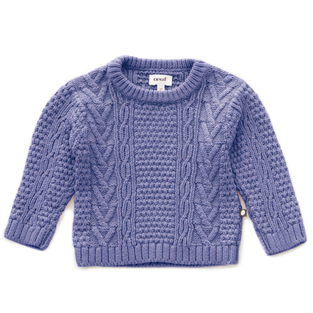 Oeuf Cable Knit Sweater