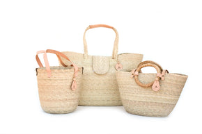Nipomo Mercado Collection Basket Bag