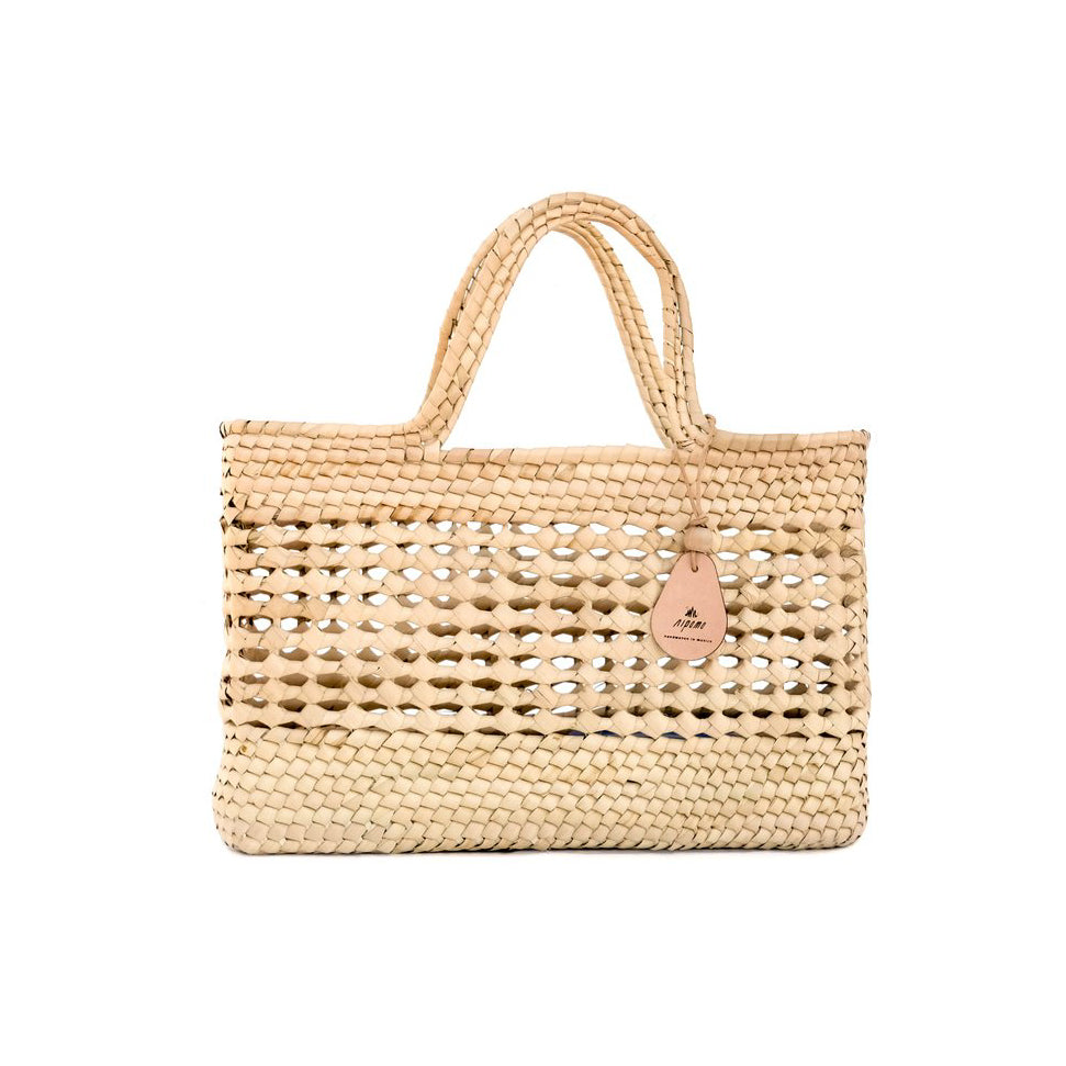 Nipomo Palma Collection Canasta Chica Bag