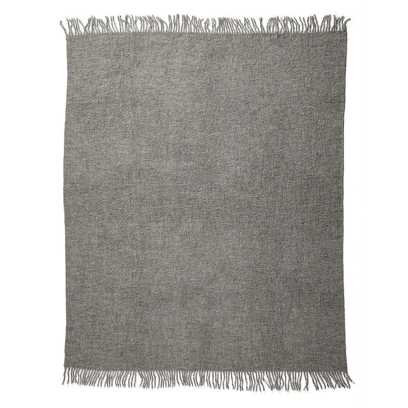 Auskin Boucle Throw