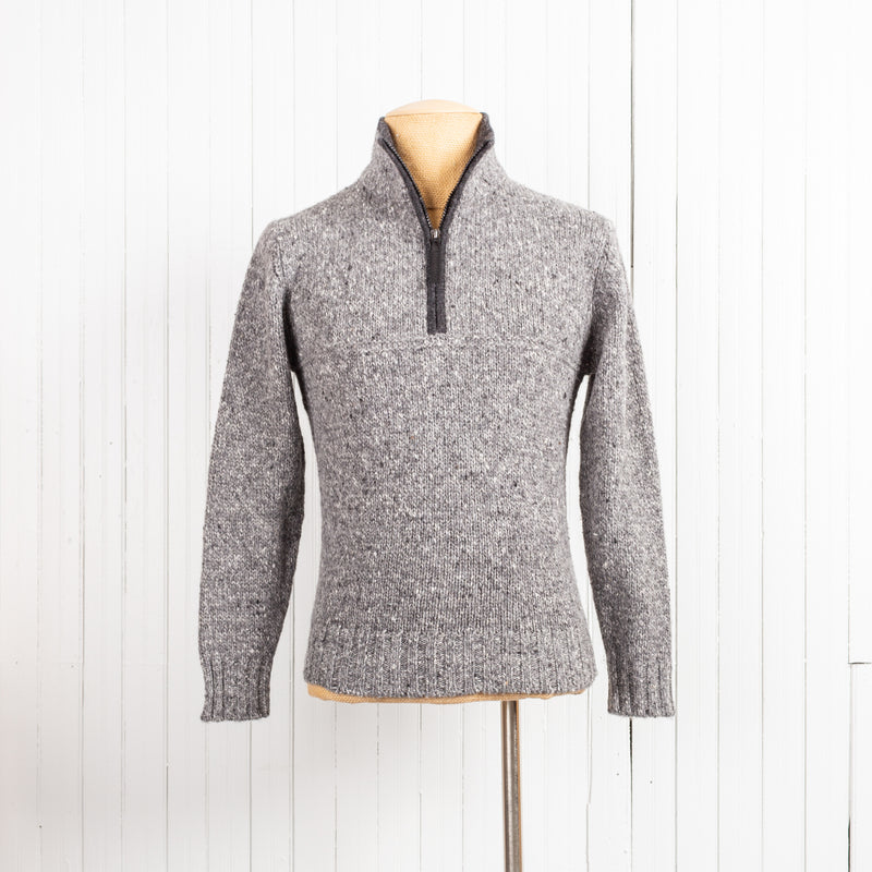 Men's Ashlar Half Zip Sweater