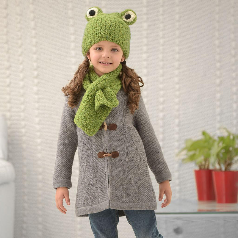 Children's Camila Hooded Cardigan