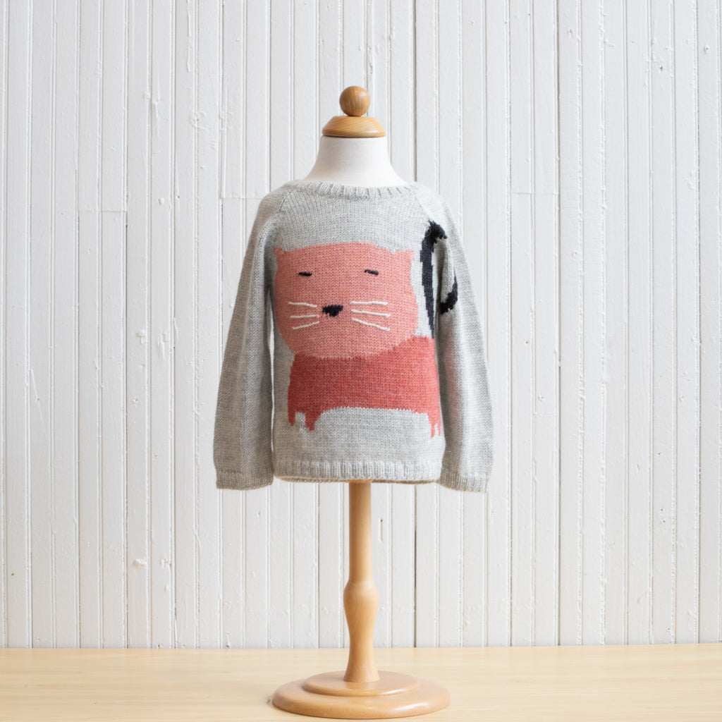 Nanay Rose Cat Sweater