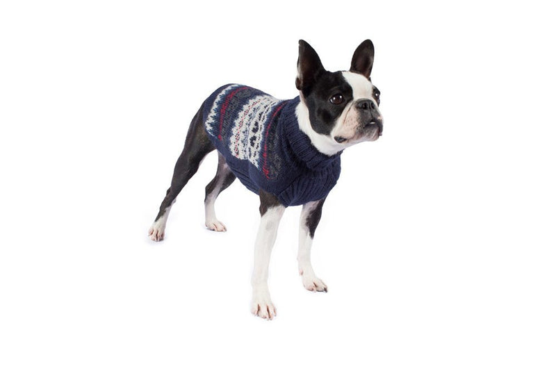 Fall Medley Dog Sweater