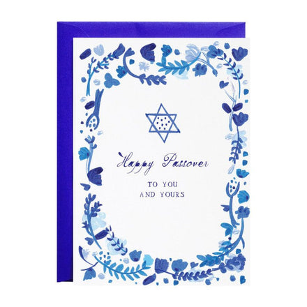 'Happy Passover' Greeting Card
