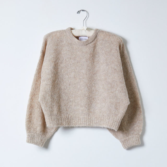 Atelier Delphine Lightweight Balloon Sweater
